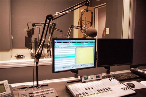 fm music station communication arts radio station marywood university
