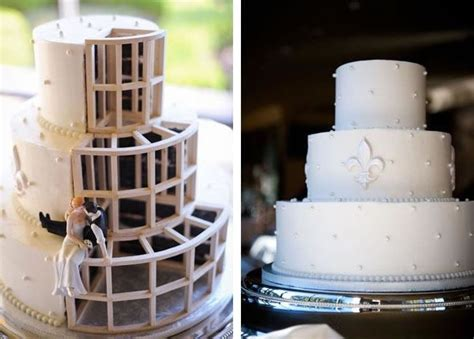 Wedding Cake Architecture by 10 Awesome Architectural Cakes Oddee