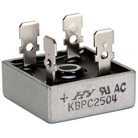 bridge diode rectifier 400v 25a bridge rectifier