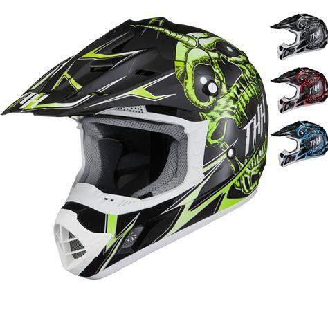 thh motocross helmet thh tx 12 21 motocross helmet tx 12 ghostbikes com