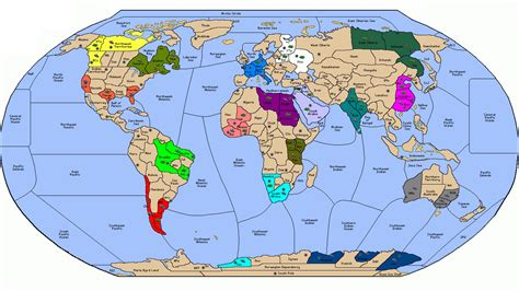 the whole world map map of entire world info