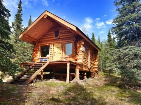 Alaska State Cabins by Folks Living The Simple In Tiny Cabin In Alaska