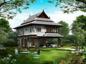 pics photos blueprint house designs thailand image
