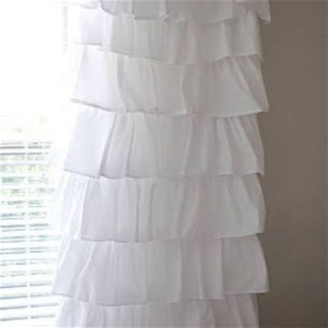 drapery tutorial ruffle curtain tutorial curtains tip junkie