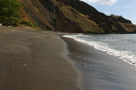 beach with black sand black sand beach www imgkid com the image kid has it