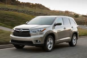 Reviews On Toyota Highlander 2016 Toyota Highlander Hybrid Review Colors Specs