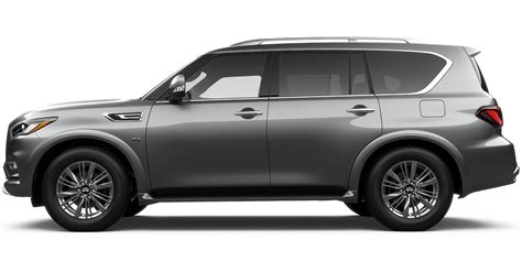 sewell infiniti qx80 suv for sale new 2018 infiniti qx80 graphite shadow in
