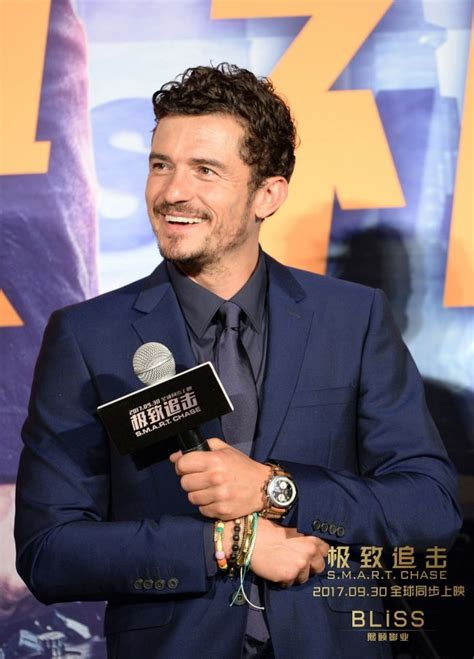 orlando bloom smart chase orlando bloom promoting smart chase in beijing china plus
