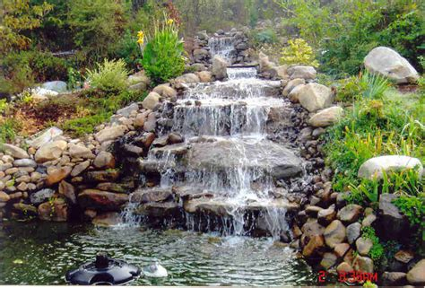 backyard pond waterfalls travel india tourism and india tour packages kerala