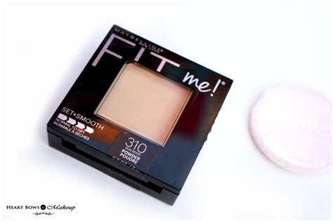 Maybelline Powder maybelline fit me pressed powder 310 sun beige review