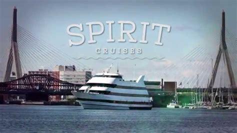boat cruise boston spirit of boston cruises youtube