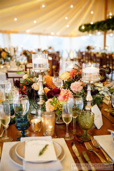 Rustic Rhode Island Wedding with Warm Fall Colors   MODwedding