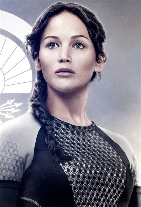 Katniss Everdeen Hairstyles by Katniss Everdeen New Haircut Haircuts Models Ideas
