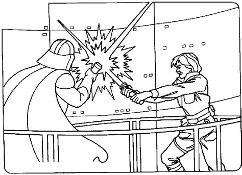 coloring pages wars luke skywalker darth vader coloring pages to print coloring home