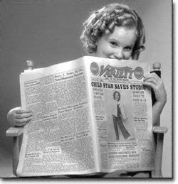 shirley story child the shirley temple story variety