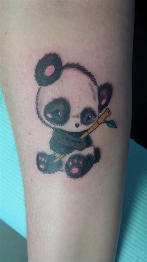 cute panda tattoo designs panda pictures to pin on tattooskid