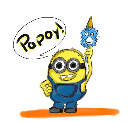 Papoy Minion A minion quotes papoy www pixshark images galleries