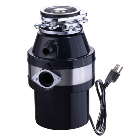 Garbage Disposal 1 0 Hp Continuous Feed Home Kitchen Food