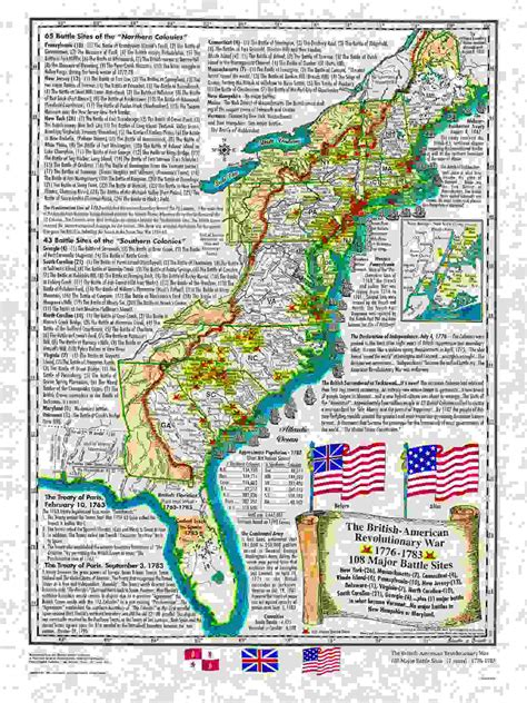 map us colonies 1776 us historical series