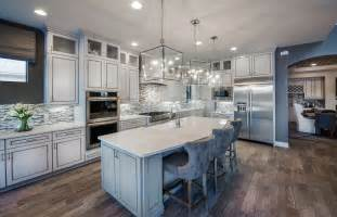 kitchen design trends 5 kitchen design trends to take from model homes