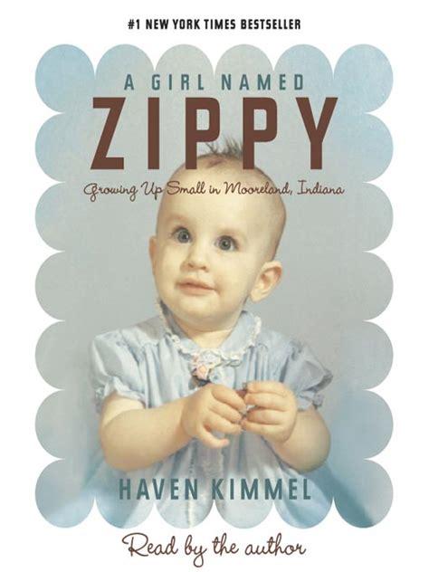 A Named Zippy a named zippy by kimmel b kimmel thommy