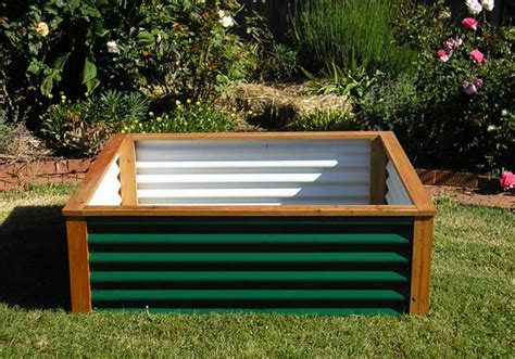 Cheap Raised Garden Bed Ideas Vegans Living The Land Raised Bed Garden Ideas Using Free Materials