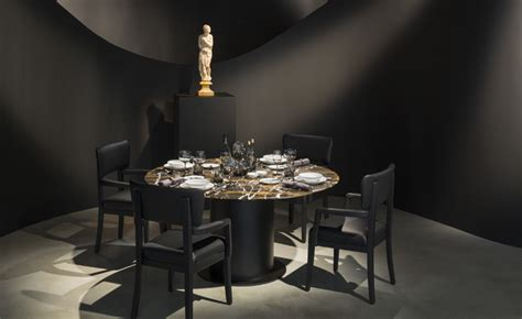 bottega veneta extends its interior influence into all