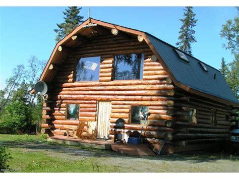 homer alaska real estate anchor point alaska log cabin  sale