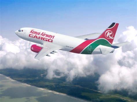 kenya airways cargo to export flowers into australia