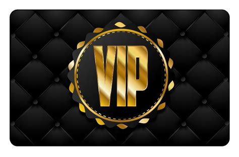 free vip card template vip card template vector 3 vector sources