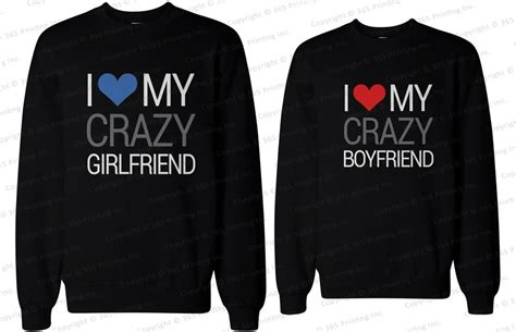 Matching Sweatshirts For Boyfriend And His And Matching Sweatshirts I My