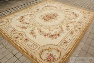 Area Rugs Ta 8 X10 Woven Aubusson Area Rug Antique Pastel Floor Carpet Pink In Rug From Home