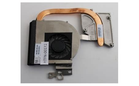 laptop heatink cpu cooling fan for dell inspiron 15r/n5110