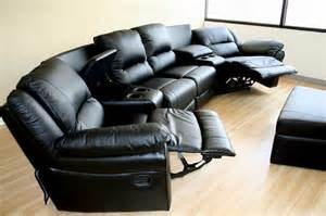 new home theater seating recliner chairs 4 seats ebay