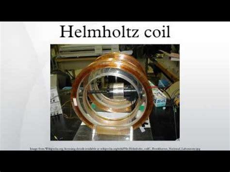 inductance helmholtz coil helmholtz coil with annis m25 magnatometer 0 5 0 0 doovi