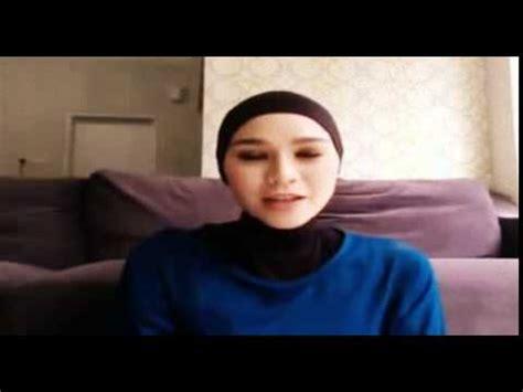 tutorial hijab ala zaskia sungkar tutorial hijab gaul ala zaskia adya meca youtube