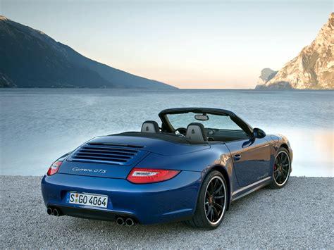 vintage porsche 911 convertible 911 carrera gts convertible 997 911 carrera gts
