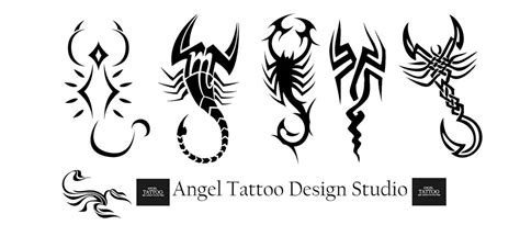 Zodiac Sign And Tattoo Designs Sun Sign Tattoos Scorpio Zodiac Tattoos Designs