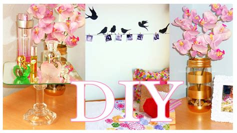 Room Decor Diy Ideas Diy Room Decor Cheap Projects Low Cost Ideas Doovi
