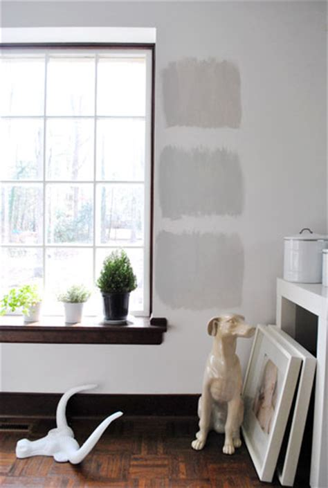 Benjamin Moore Light Pewter Choosing The Right Gray Paint Color Young House Love