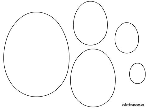 easter egg shapes templates sewing 101 pinterest