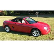 MGF Sports CAR Collectable Convertible