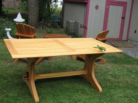 trestle bench plans crav detail free woodworking plans trestle tables