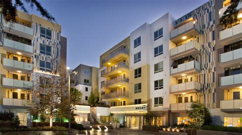 the appartments the hesby apartments noho arts district 5031 fair ave