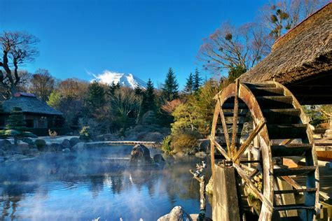 mountain house water water mill river house forest mountain harmony beautiful reflection wallpaper
