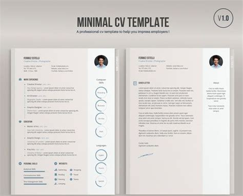 impressive indesign resume templates 23 best free cv resume templates images on indesign templates cv template and adobe