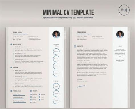 impressive indesign resume templates 23 best free cv resume templates images on