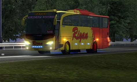 download mod bus indonesia game euro truck simulator 2 mod bus indonesia untuk euro truck simulator
