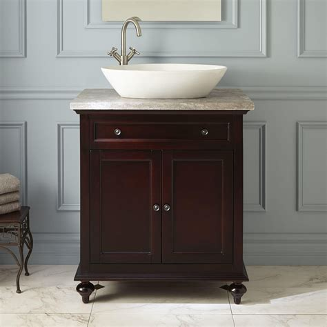 superb vessel vanity cabinet 10 vessel sink bathroom