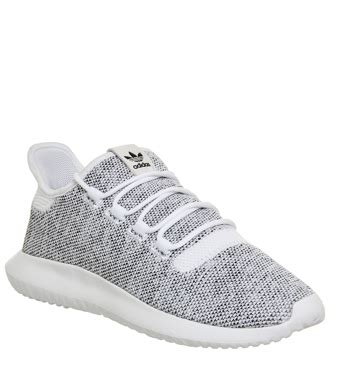 Sepatu Adidas Tubular Shadow Knit Black White Premium womens adidas tubular shadow white black knit trainers shoes